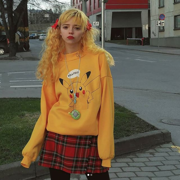REVIEW FOR LOVELY PIKACHU TURTLENECK WINTER HOODIES JACKET YV8052