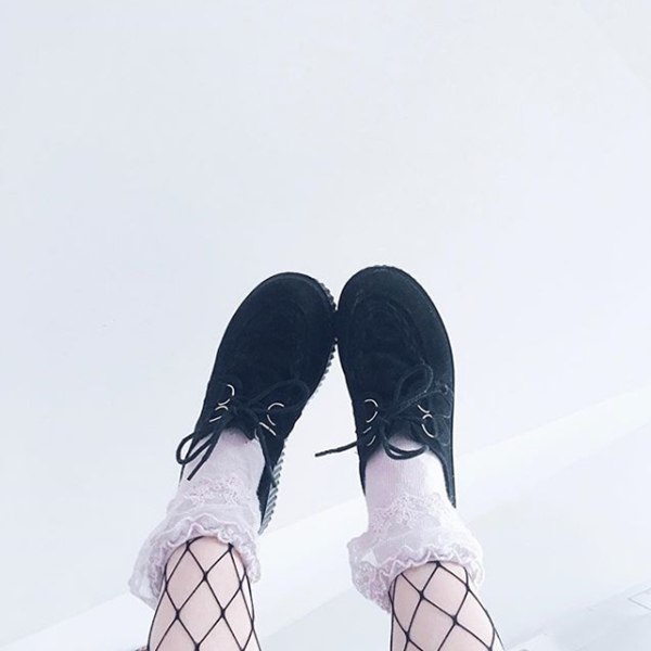 REVIEW FOR LOLITA COTTON SOCKS YV17048