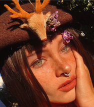 Review For Handmade Little Deer Beret YV5605