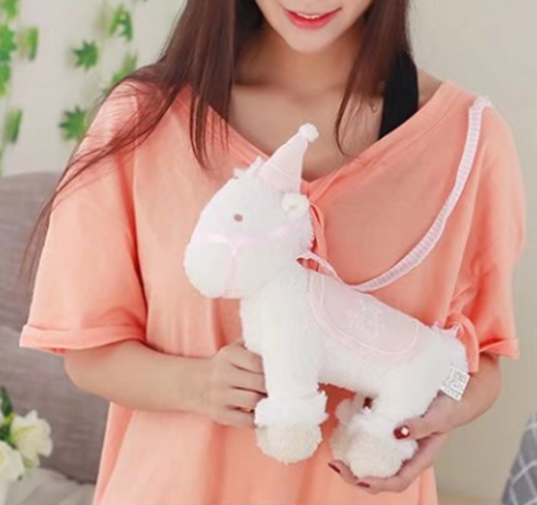 Cute Unicorn Plush Bag YV40391