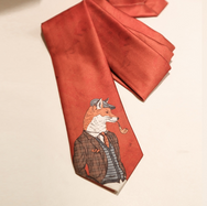 Cute Fox Mr. tie / hair band YV40406