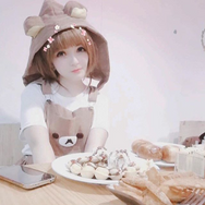 Cute rilakkuma dress YV204