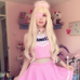 Review For Lolita Long Curly Cosplay Wig YV1178