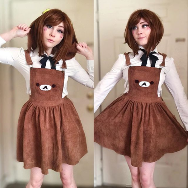 Review For  Cute Rilakkuma Dress YV204