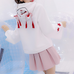 Cute Japanese Lucky Catr sweater coat YV40709