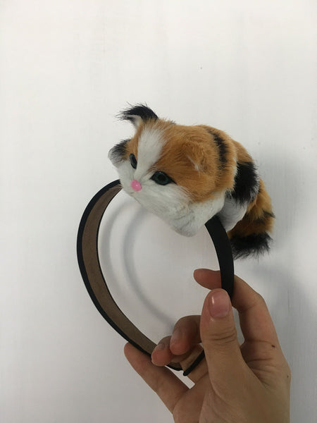 Cute cat headband YV106