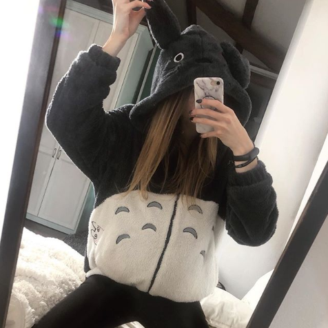Review For  Japanese Totoro Sweater YV2014