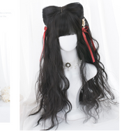 Lolita long roll wig YV41087