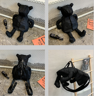 Cute bear backpack yv42329