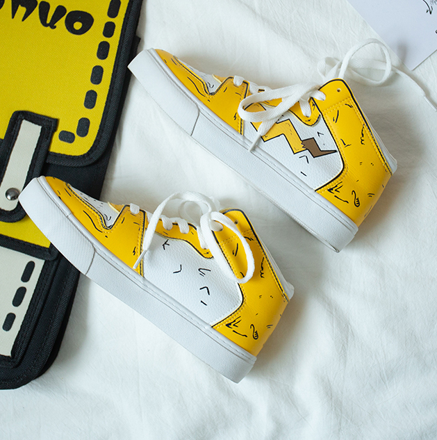 Cute Pikachu shoes yv42467