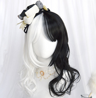 Punk color matching Lolita wig yv42551