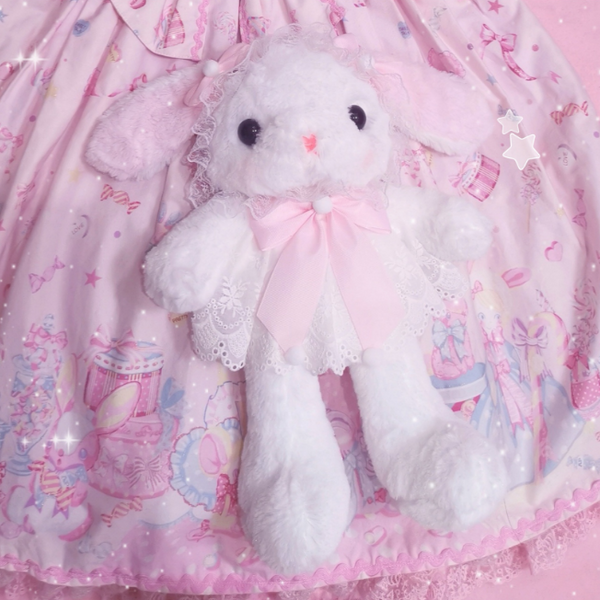 Lolita doll rabbit bag yv42642
