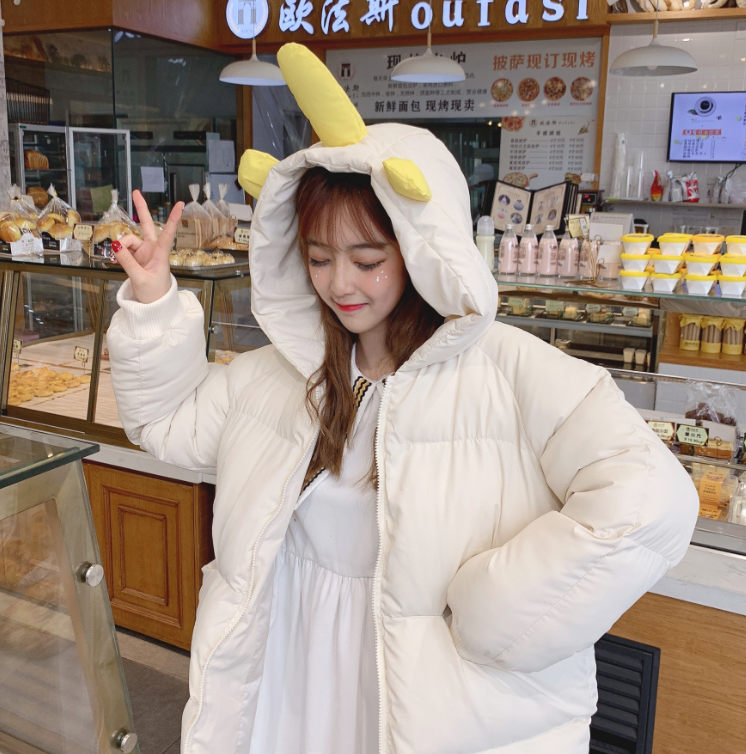 Cute angel wings coat yv42773