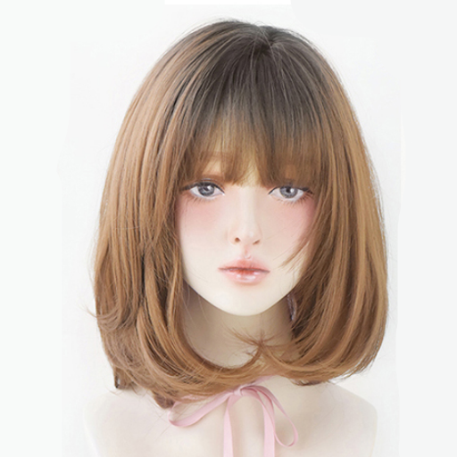 Cute short wig yv42842