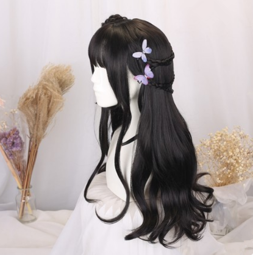 Princess Lolita  long curly hair yv42904