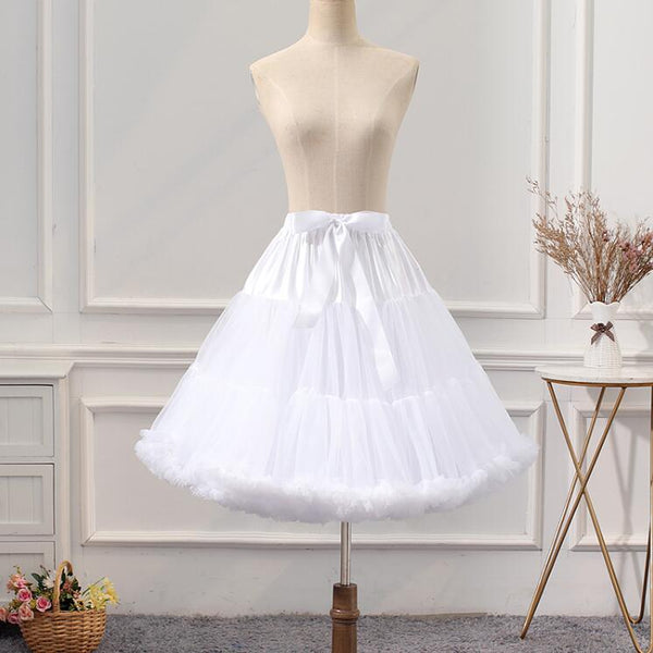 lolita costume puff skirt yv43401