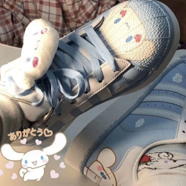 Cute cartoon shoes YV43446