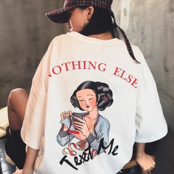 Nothing Else Oversize T-shirt YV2254
