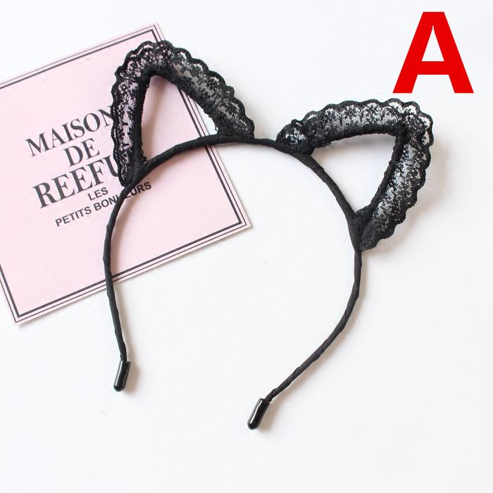 Cat ear hair band YV2386