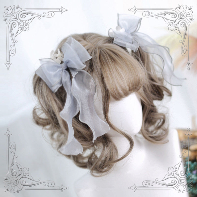 Lolita Eudora air banged wig yv5004
