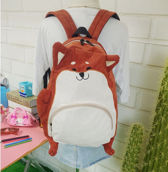 Student cute cartoon backpack YV540