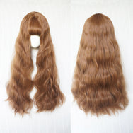 Japanese cute natural fluffy wig YV40705