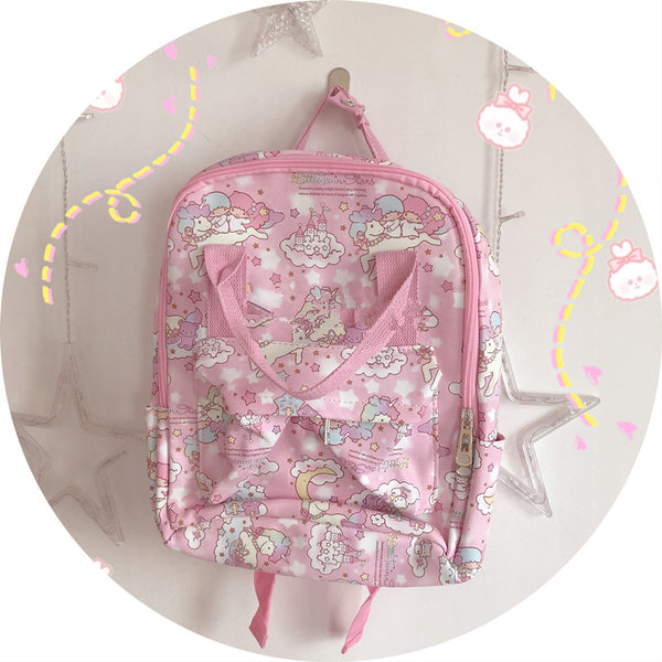 Little twins star backpack yv40689