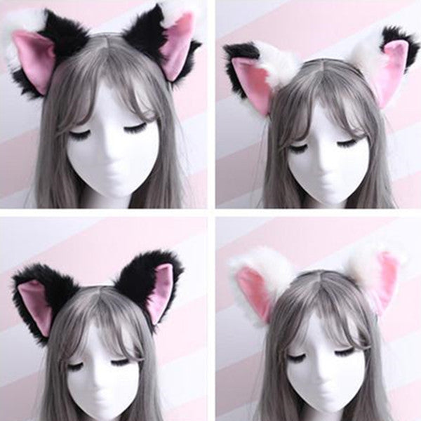 Fox ears hair bands YV2355