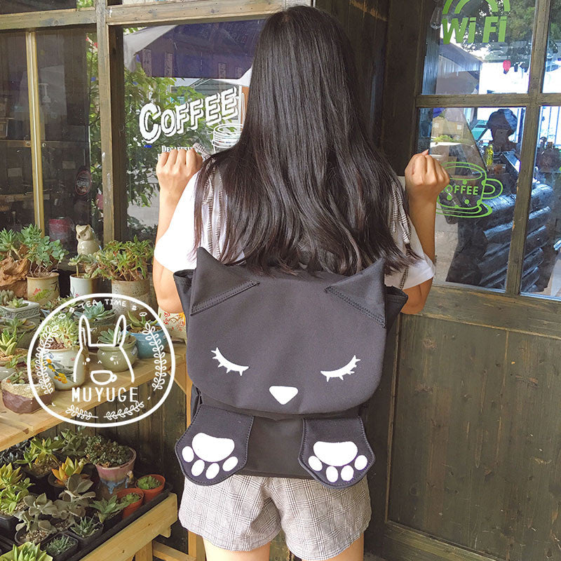 Cute moew kawaii backpack YV201