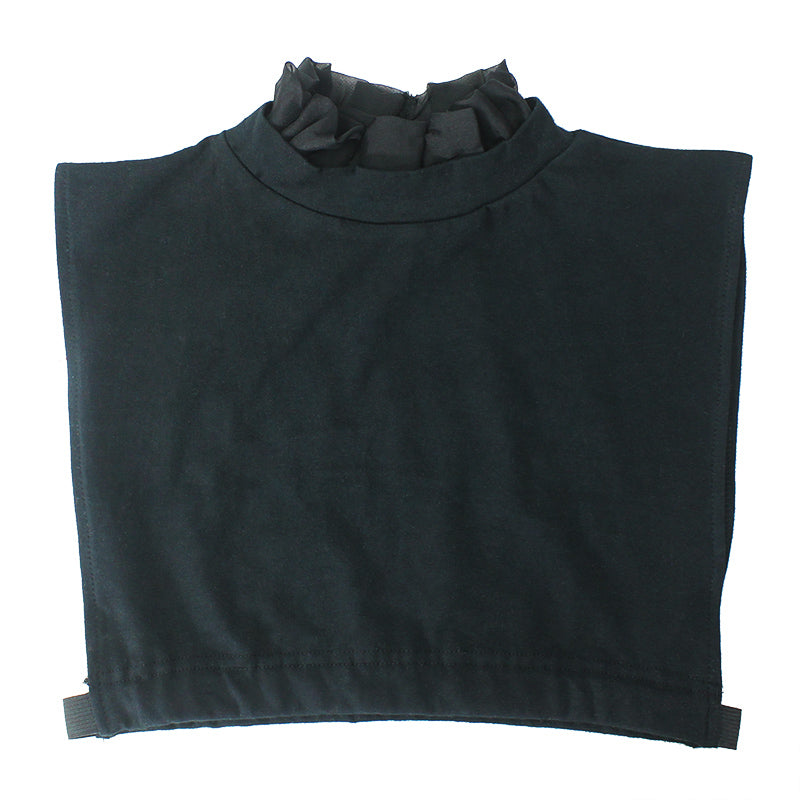 Korean high collar T-shirt yv40591