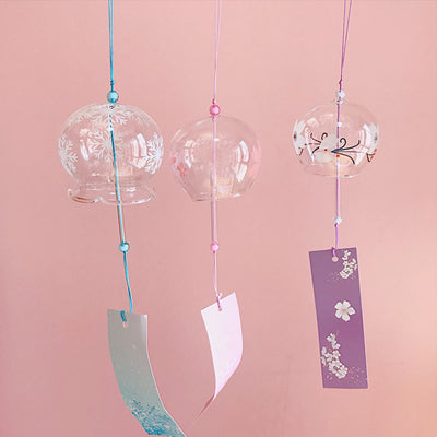Korean girl series wind chimes YV90068
