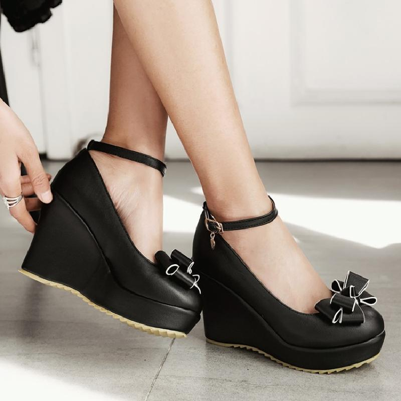 Lolita cos platform shoes yv40598