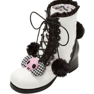 Lolita bow boots YV5062