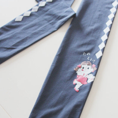 Japanese lolita rabbit stockings yv40534