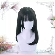 Japanese small cute straight hair YV90012
