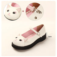 Harajuku Lolita cute cat shoes YV1130