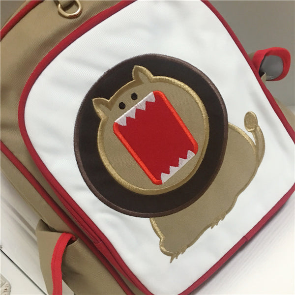Ulzzang embroidered lion bag yv40621