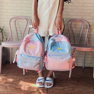 Japanese cute bow backpack yv40593