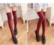 tall tube warks the knee socks YV5608