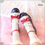 Lolita bow shoes YV41010