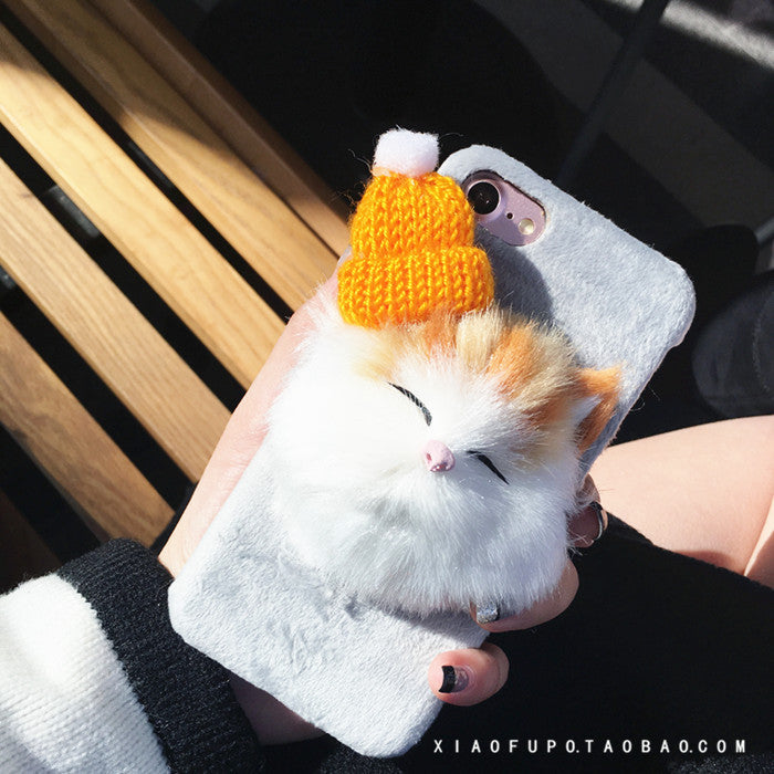 Cute cat phone case YV225