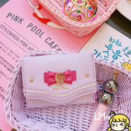 Japanese cute bow wallet YV40752