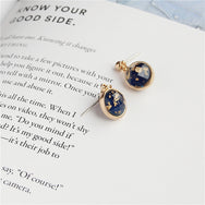 Crystal Planet Earrings yv42253