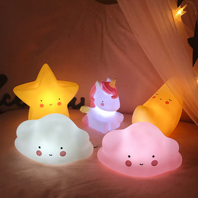 Korean girl series night light YV90067