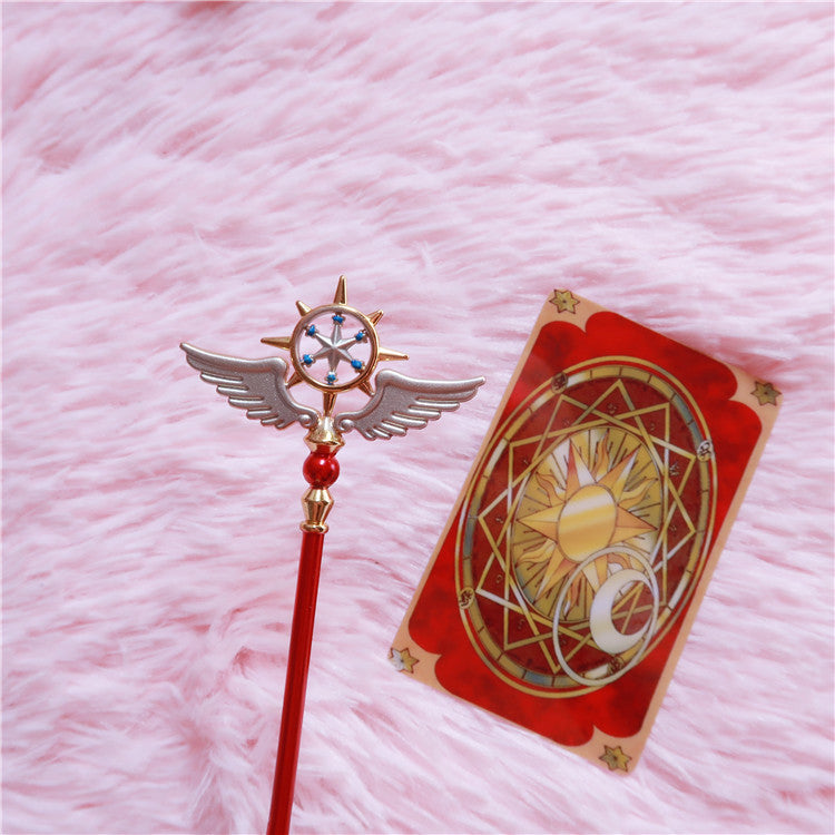 Cosplay magic wand set yv40627
