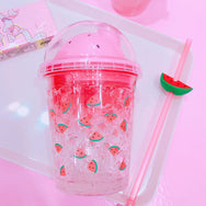 Cartoon fruit sippy cup YV40868