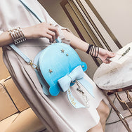 Pastel Ocean Jellyfish Bag  YV5017
