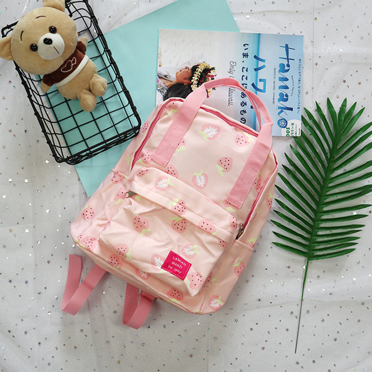Cute Strawberry Backpack YV41014
