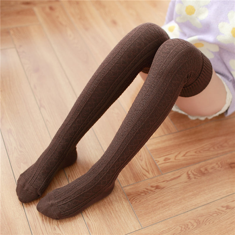Cute Thick Stockings Over Knee Socks Yv2492 Youvimi