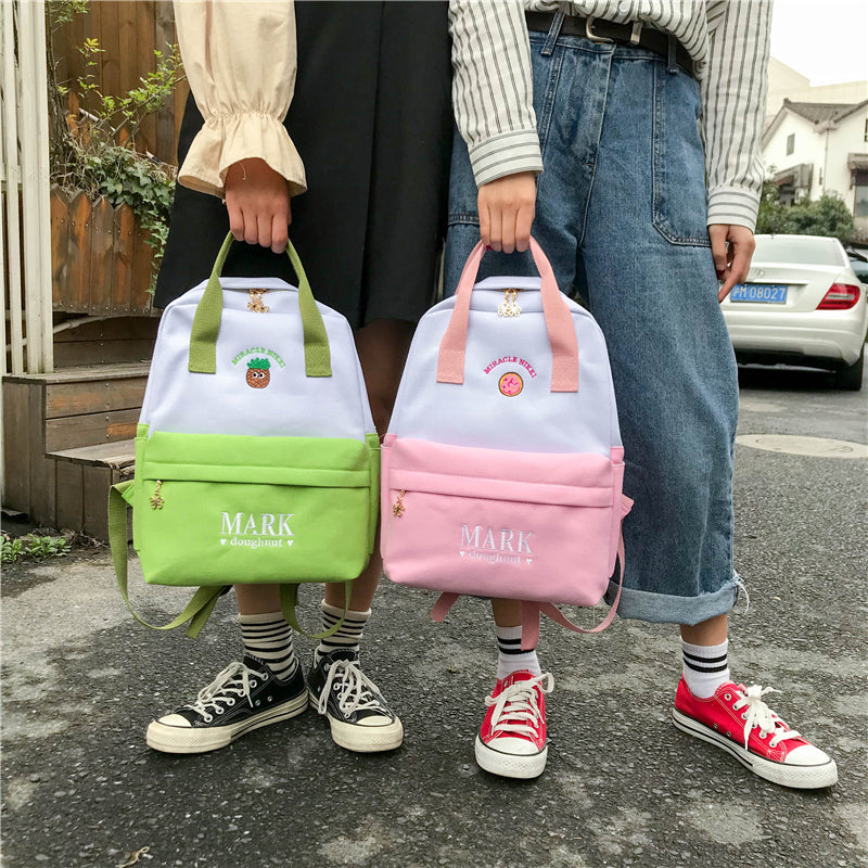 Cute fruit shoulder backpack YV40087